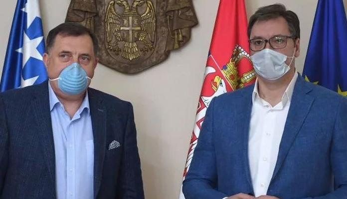 Milorad Dodik bi poslije posjete Beogradu trebao u izolaciju