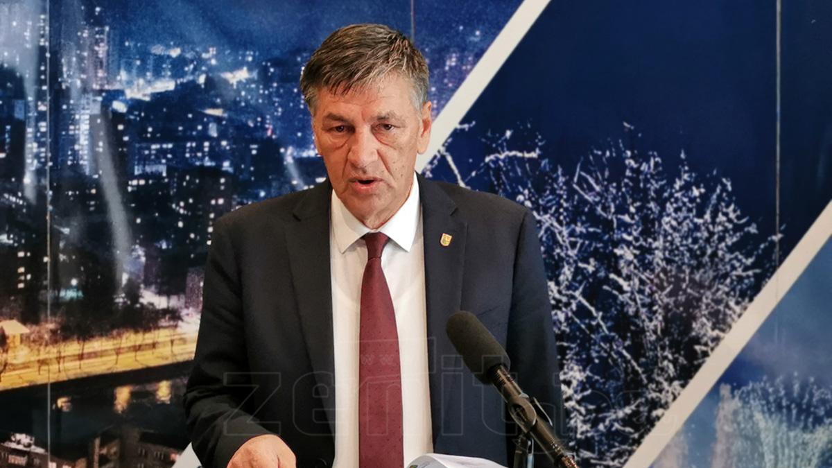 Gradonačelnik Kasumović traži smjenu ministra unutrašnjih poslova ZDK