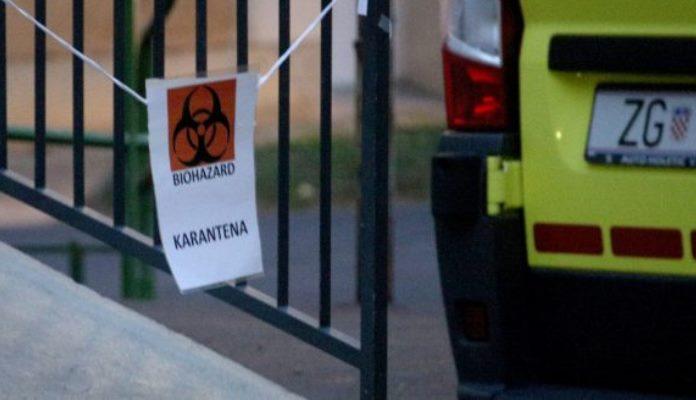 U Hrvatskoj preminula prva osoba od koronavirusa