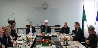 Sjednica Islamske Zajednice BiH