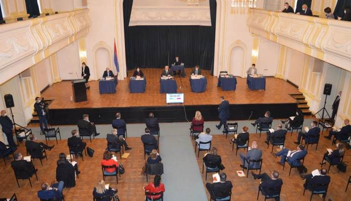 Republika Srpska proglasila vanredno stanje
