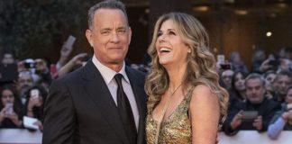 Tom Hanks I Supruga