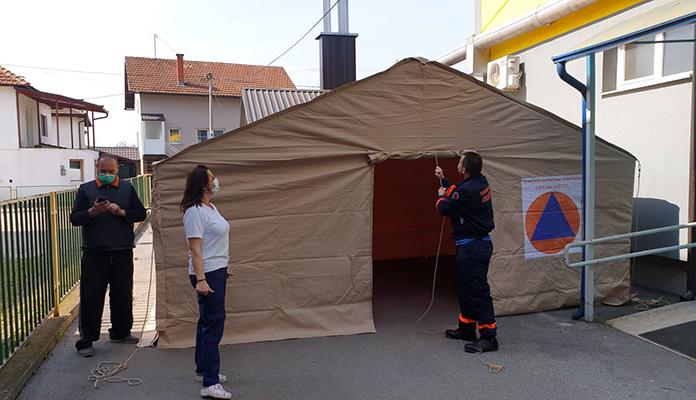 Medicinari u Sarajevu se sutra povlače sa trijažnih punktova i stupaju u generalni štrajk