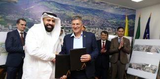 UAE I Gradonačelnik