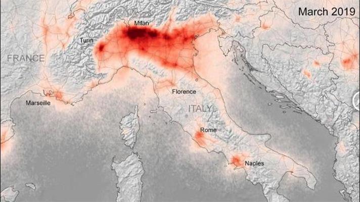 U Evropi značajno smanjeno zagađenje zraka zbog restrikcija u vrijeme pandemije