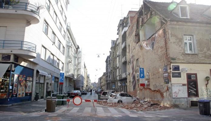 Šteta od zemljotresa u Zagrebu oko 5,5 milijardi eura