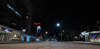 Zenica Noću