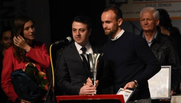 Amel Tuka i Elvedina Muzaferija najbolji sportisti ZDK u 2019. godini
