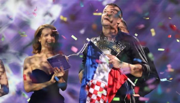 Damir Kedzo Predstavljat Ce Hrvatsku Na Eurosongu U Nizozemskoj Kedzo Dora 5e5ade3f70251