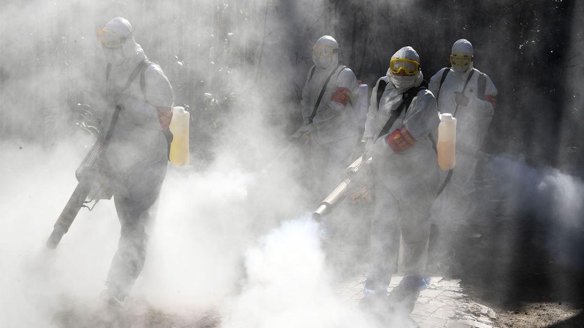 Nastavljena masovna dezinfekcija svih stambenih zgrada i javnih površina u Zenici