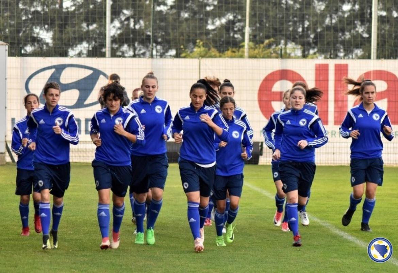 Nogometašice BiH danas gostuju na Malti