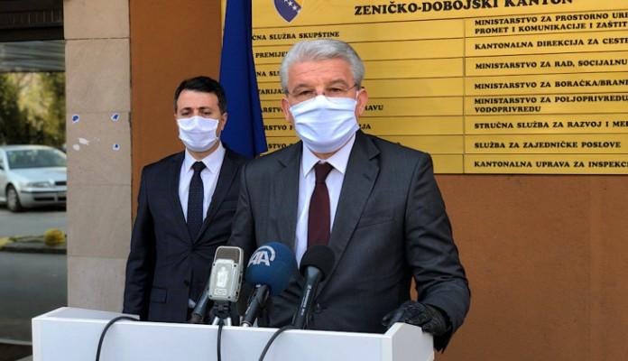 Džaferović: Ne smije doći do smanjenja penzija i invalidnina