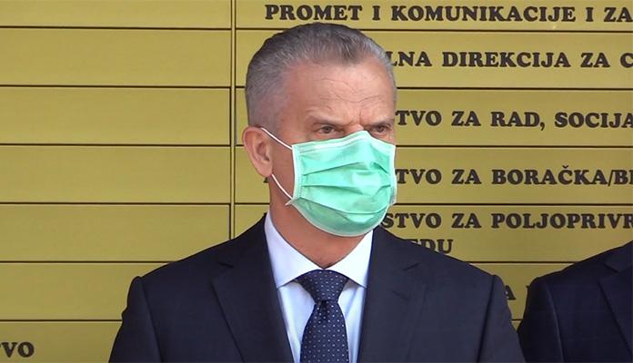 Fahrudin Radoncic U Zenici