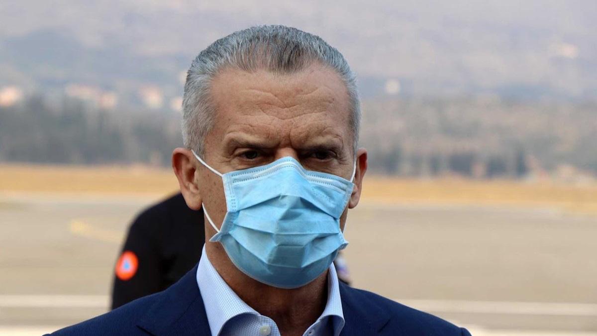 Prihvaćena ostavka ministra sigurnosti BiH