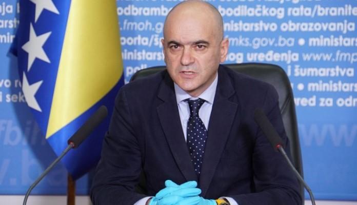 Čerkez: Nije isključeno ponovno uvođenje vanrednog stanja u FBiH