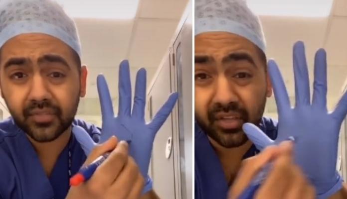 Doktor objasnio zašto ne bi trebalo nositi rukavice u supermarketima (VIDEO)