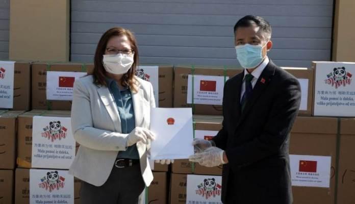 Kina Donacija