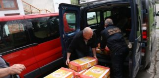 Paketi Pomoći Grad Zenica
