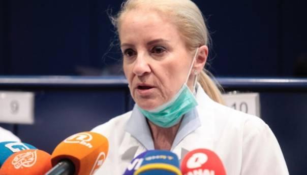 Direktorica KCUS-a Sebija Izetbegović obratila se građanima