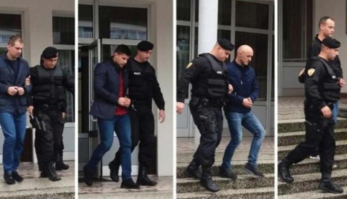 Nekadašnji specijalci MUP-a RS-a osuđeni na 40 godina zatvora