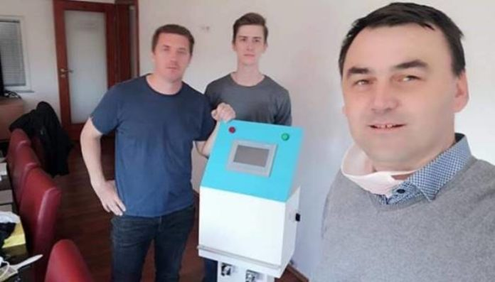 Proizveden prvi respirator u BiH, počinju testiranja