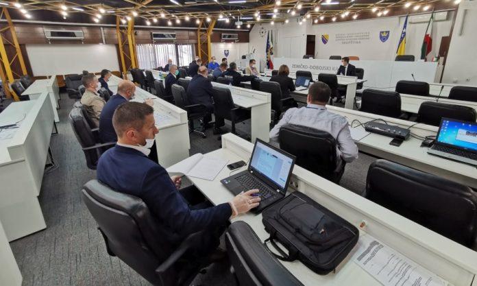 Prekinuta Skupština ZDK, nije usvojeno izvršenje budžeta za 2019. godinu