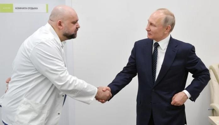 Putin u izolaciji nakon direktnog kontakta sa ljekarom koji je zaražen koronavirusom