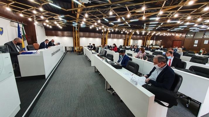 Skupština ZDK odobrila pokretanje novih studijskih programa na UNZE-u