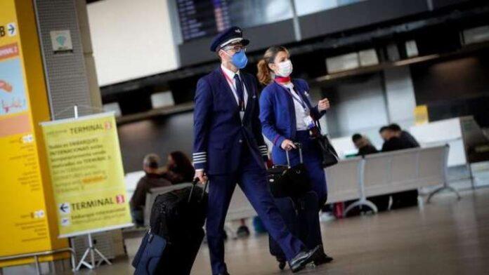 Aerodrom Koronavirus