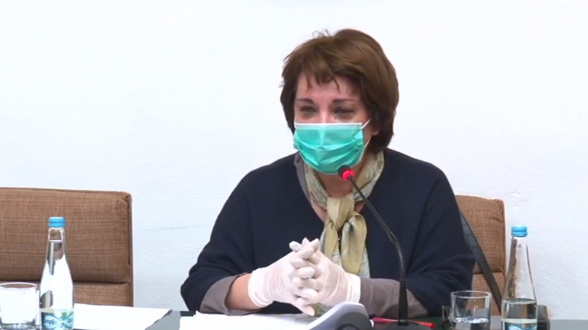 Predsjedavajuća GV Zenica Diana Bešić optužila Fuada Kasumovića za mobing i nasilje (VIDEO)