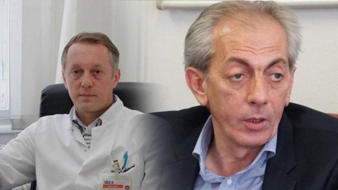 Nakon zabave u Sarajevu dužnosti razriješeni Fejzić i Šabanović