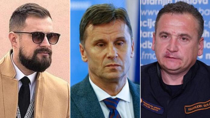 Pročitajte detalje s ročišta Fadilu Novaliću, Fahrudinu Solaku i Fikretu Hodžiću