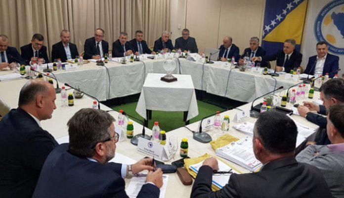 Izvršni Odbor NFSBiH