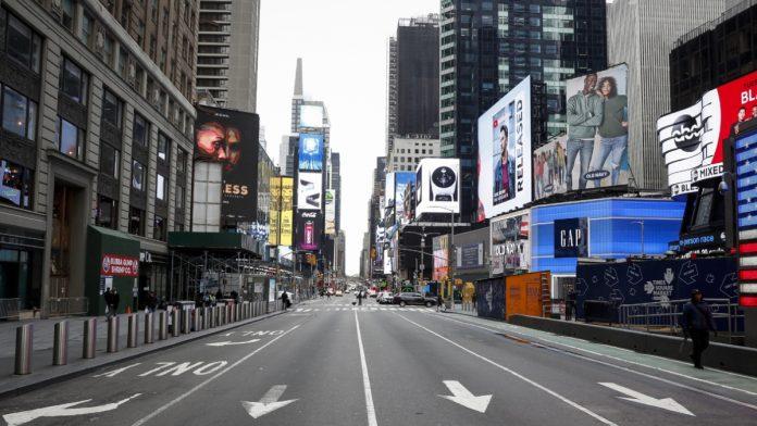 Novozaraženi u New Yorku uglavnom su ljudi koji napuštaju domove zbog kupovine