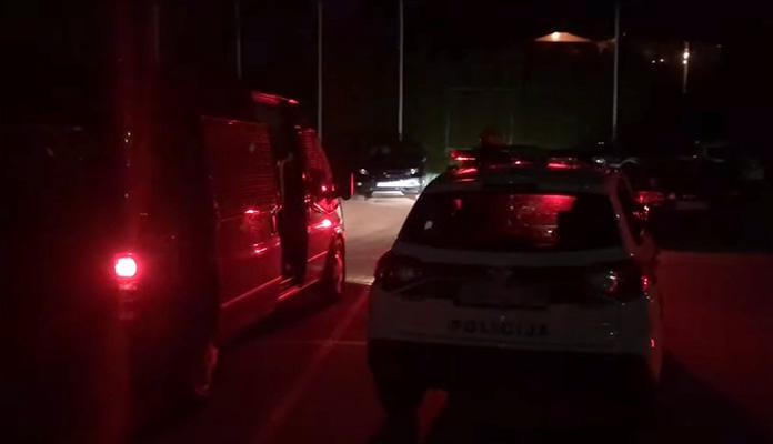 Policija prekinula skandalozni korona-dernek u Sarajevu, svi prisutni su kažnjeni (VIDEO)