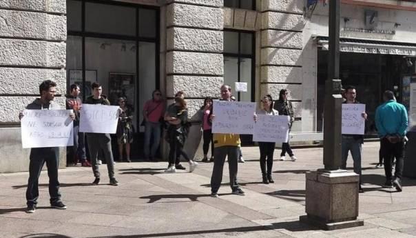 Protesti U Hrvatskoj