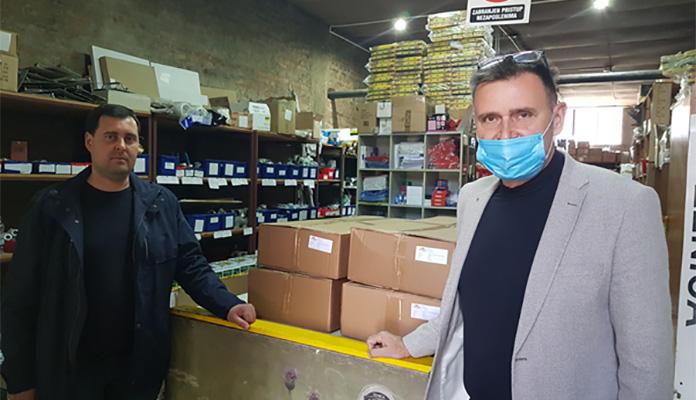 Rotary klub Zenica uručio donaciju KBZE