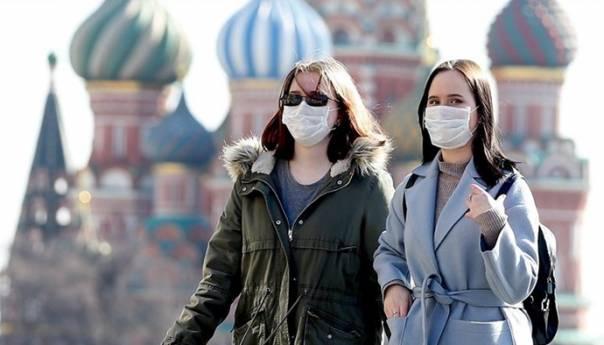 Rusija Koronavirus