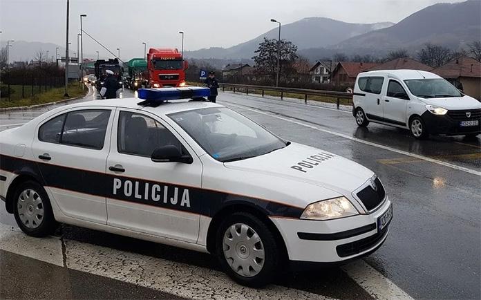 U teškoj saobraćajnoj nesreći u blizini Zenice, jedna osoba poginula