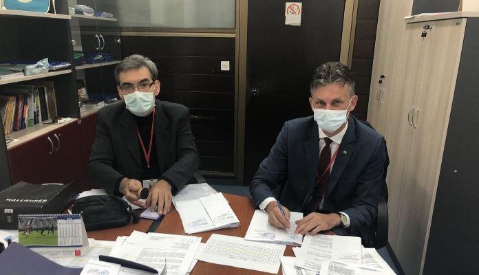 Potpisani sporazumi o realizaciji programa poticanja proljetne sjetve u ZDK