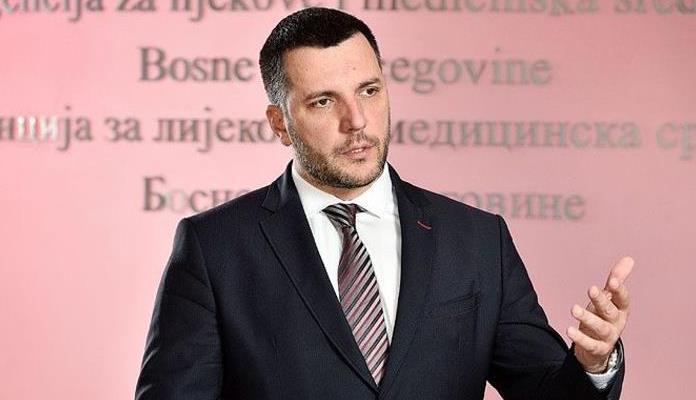 """Direktor Agencije za lijekove Aleksandar Zolak osumnjičen u aferi """"Respiratori"""""""