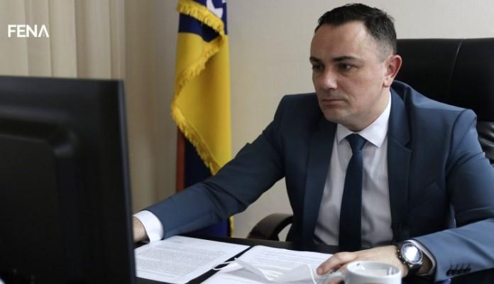 Ajdinović: Kazne do godinu dana zatvora za one koji doprinesu pogoršanju epidemiološke situacije