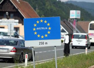 Austrija Granica