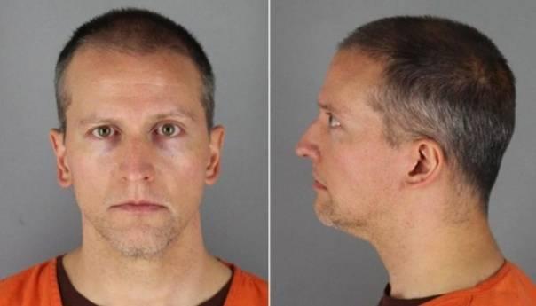 Policajac optužen za ubistvo Georgea Floyda pojavio se na sudu