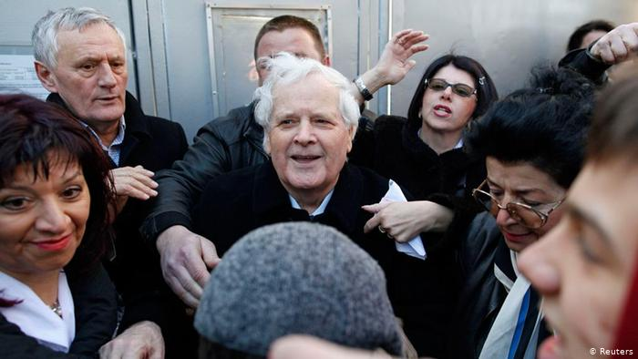 Uhapšen Fikret Abdić, načelnik Velike Kladuše