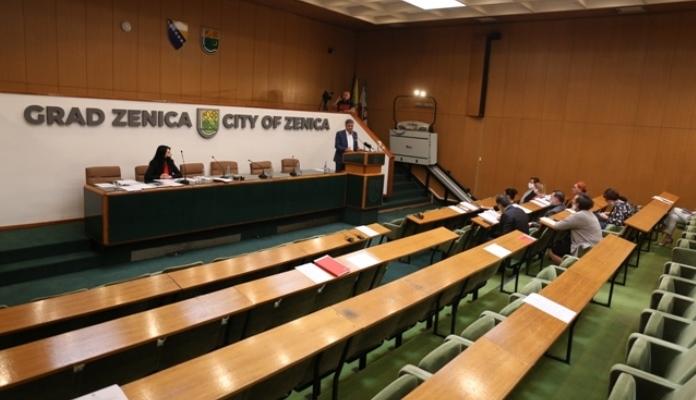 Završena 49. i 50. sjednica Gradskog vijeća Grada Zenica