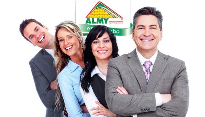 JOB Almy
