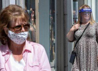 Maske Koronavirus