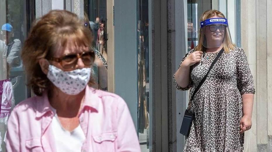 Francuska uvela pravila o obavezi nošenja maski na otvorenom