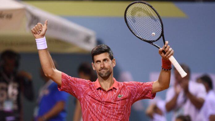 Novak Đoković se jedini još nije testirao: 'Neće me prisiliti da se cijepim protiv koronavirusa...'